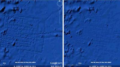 Google Ατλαντίδα Nibiru