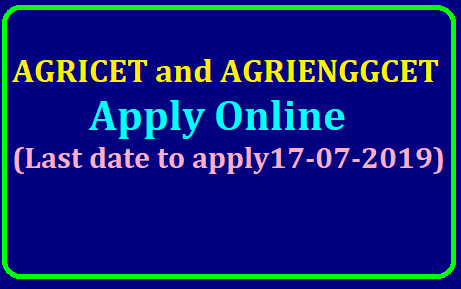 Apply for AGRICET and AGRIENGGCET 2019- (Last date to apply- 17-07-2019) /2019/07/apply-for-agricet-and-agrienggcet-2019-last-date-to-apply-online-17thJuly2019-www.pjtsau.edu.in.html