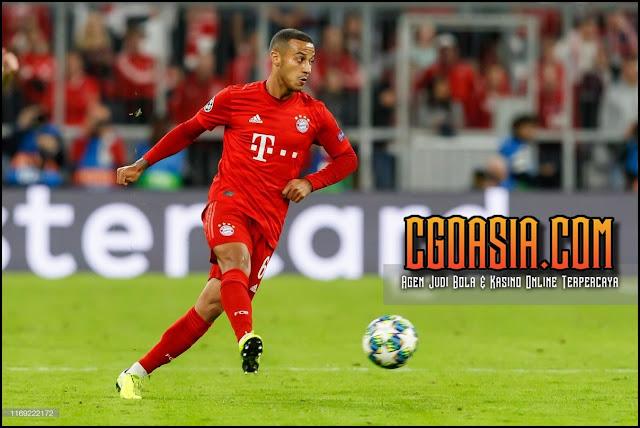 Klopp menyetujui transfer Thiago Alcantara - Rumahsport.com