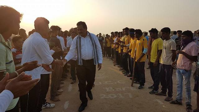 16195930 1848335942109166 141212709997930359 n Cricket Tournament at Bara, Ambabhona, Bargarh. Guest Honble MP, Bargarh Dr. Prabhas Singh