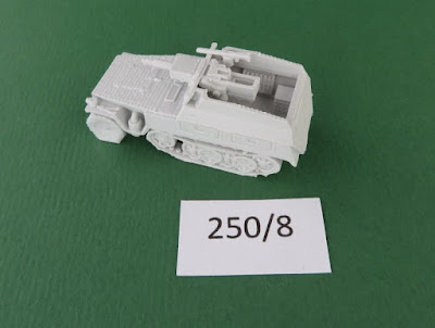 Sd Kfz 250/1 to 11 picture 5