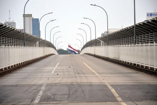 Brasil prorroga fechamento de fronteiras por mais 30 dias