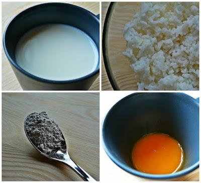 Ryż na słodko po meksykańsku - składniki