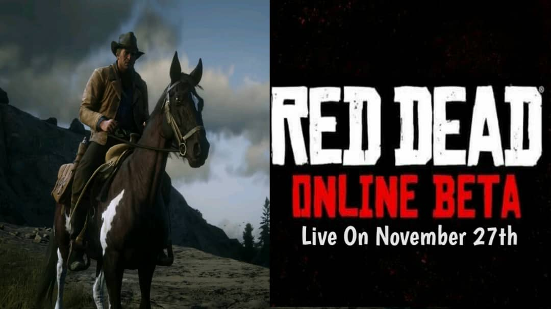 Red Dead Online' Beta releasing On November 27 here's what Players Need to know and expect