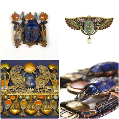 Meaning of Scarab Beetle