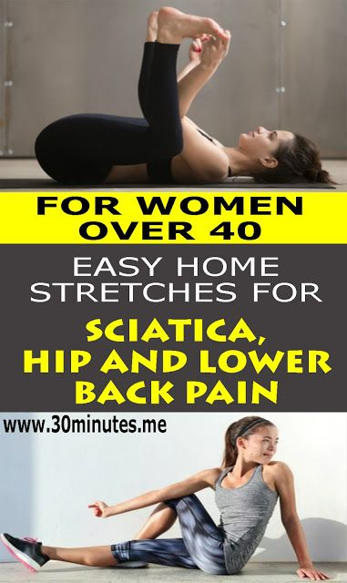 Easy Stretches That Will End Your Hip and Lower Back Pain Suffering