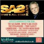 SAS BAND Y ROGER TAYLOR wickhamfestival.co.uk 6 de agosto