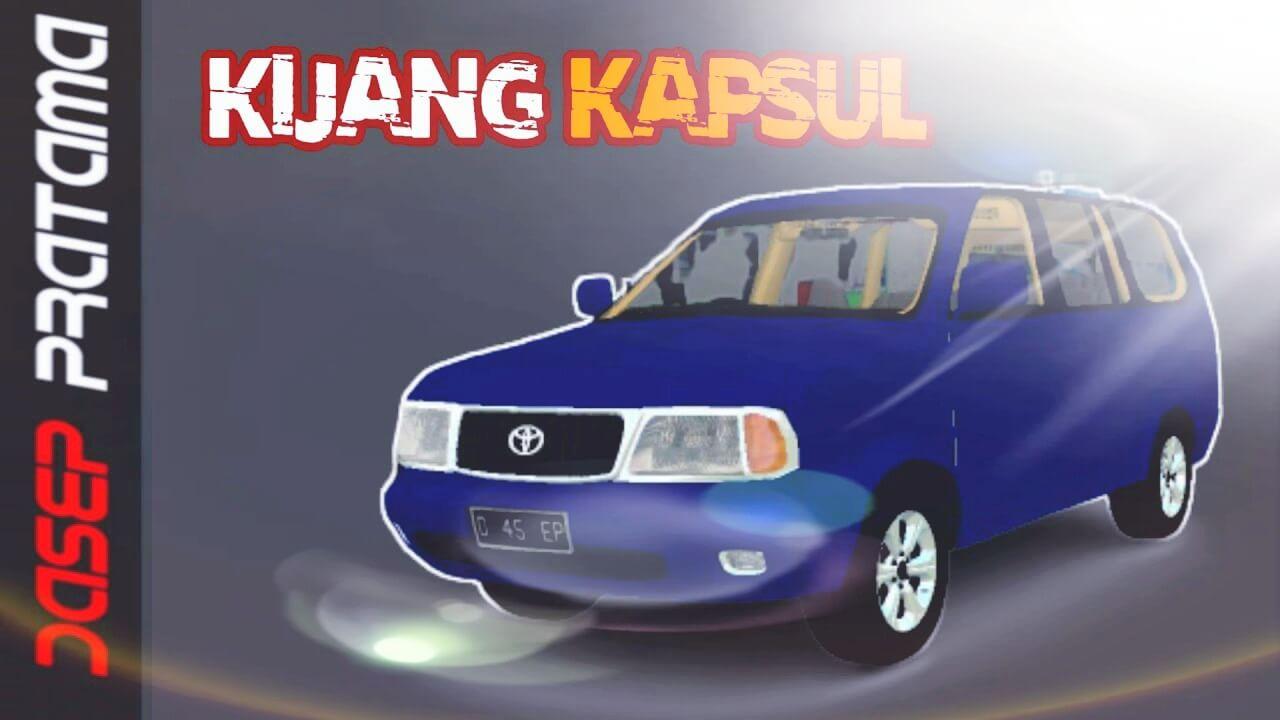 Mod Bussid Toyota Kijang Kapsul