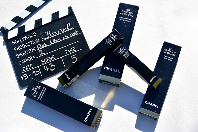 Les Pinceaux de Chanel review