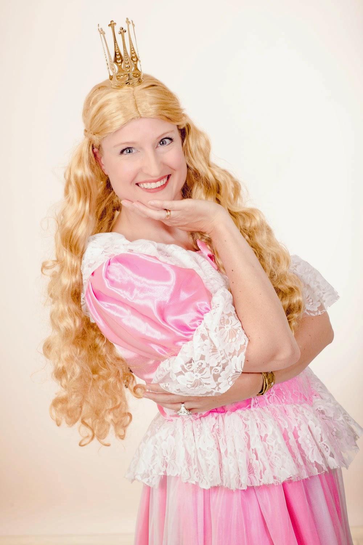 Lej en prinsesse