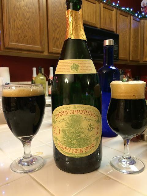 Anchor Christmas Ale 2015 7