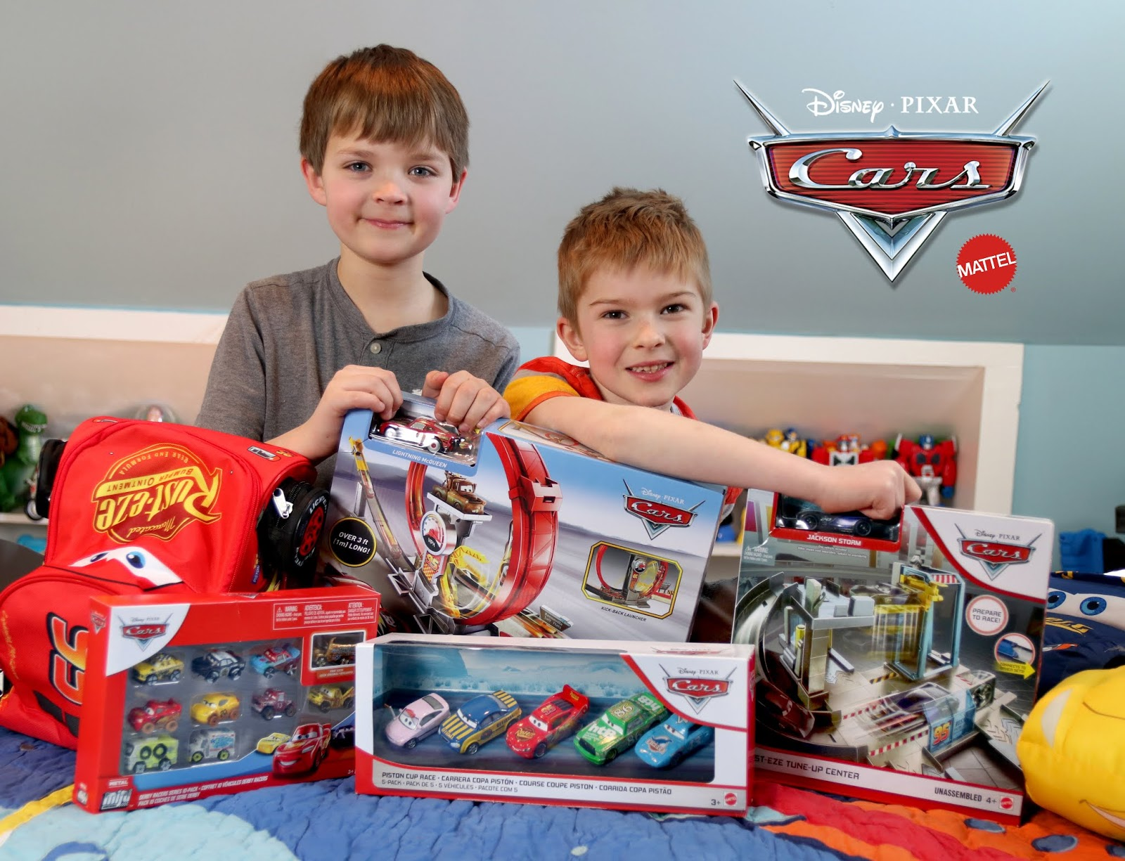 Disney·Pixar Cars Week (February 8th-16th) mattel
