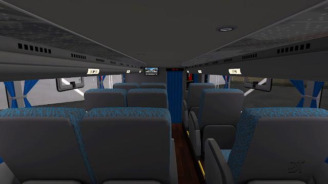OMSI 2 - Busscar Vissta Buss DD MB O-500 RSD (6x2) e RSDD (8x2)