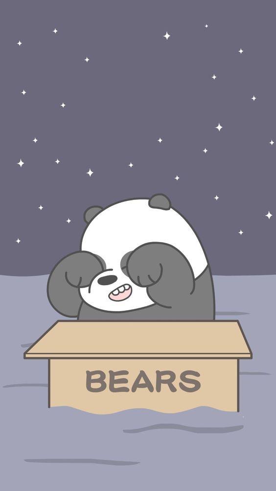 [Terbaru 2020] 15+ Panda We Bare Bears Wallpaper- Sans Wallpaper Keren