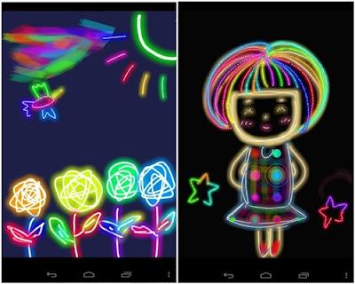 aplikasi mewarnai kids doodle - color & draw kids doodle