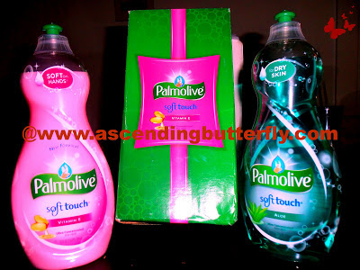 Ultra Palmolive Soft Touch Vitamin E, Ultra Palmolive Soft Touch with Aloe