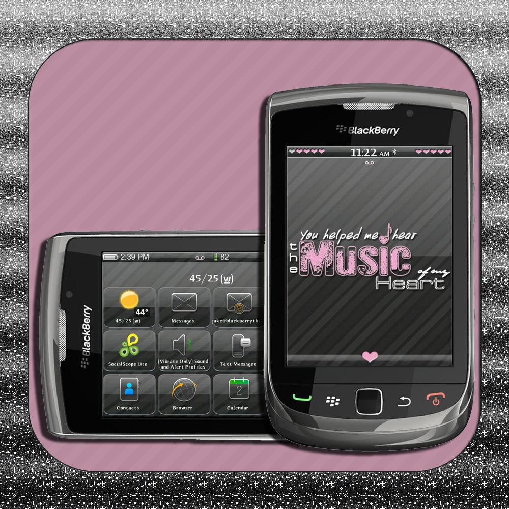 free themes hello kitty blackberry 9800