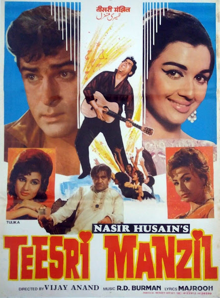 Teesri Manzil 1966 Hindi 720p HDRip Download