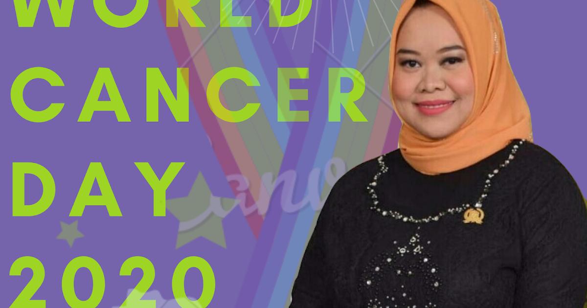 Hari Kanker Sedunia 2020 - DPD GOLKAR KOTA SERANG