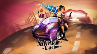 Adrenaline Racing V1.0 Mod Money Apk Free Download For Android