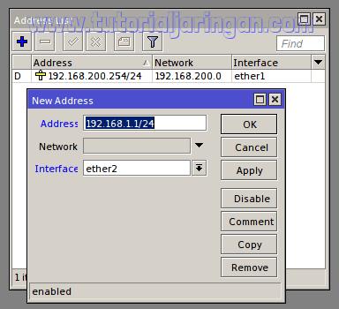 Tutorial Cara Setting Router Mikrotik Sebagai DHCP Client