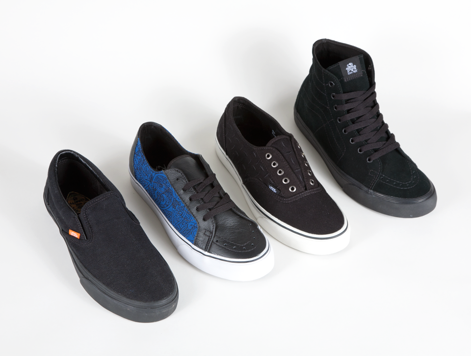 faf242ab2e Metallica unveil signature Vans shoes