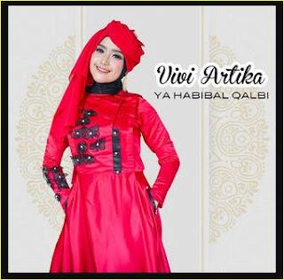 Download Lagu Vivi Artika - Ya Habibal Qolbi Mp3 Terbaru 2018,Vivi Artika, Lagu Religi,,2018