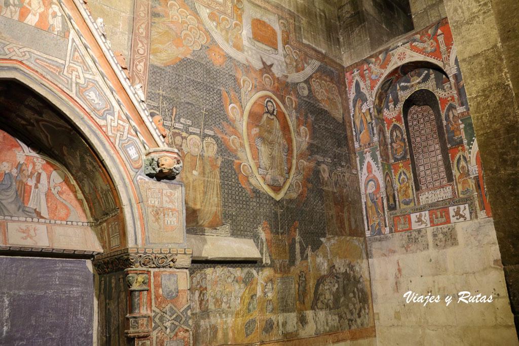 Capilla de San Martín de la Catedral Vieja de Salamanca
