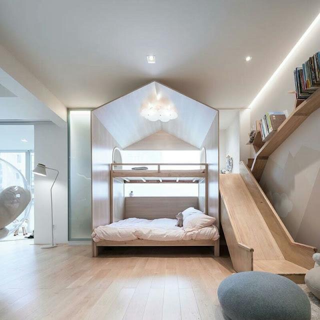 interior bergaya kontemporer cocok untukrumah minimalis