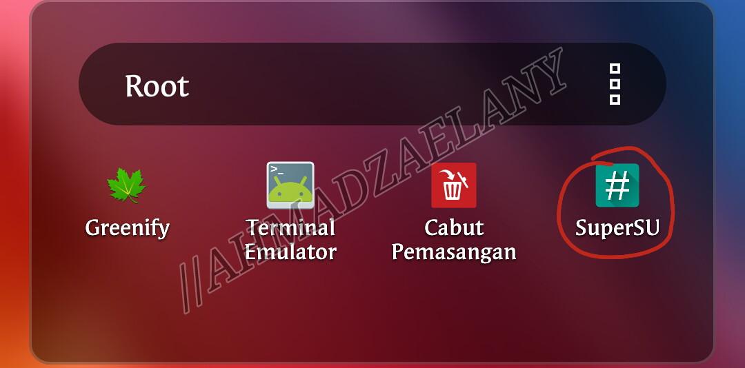 Cara Root Asus Zenfone 5 Kitkat 442 Terbaru