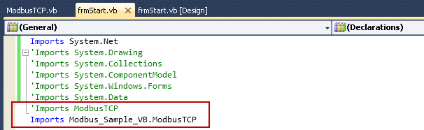853c5f7b10e3 Modbus TCP Sample VB (English version) - HadiSCADA