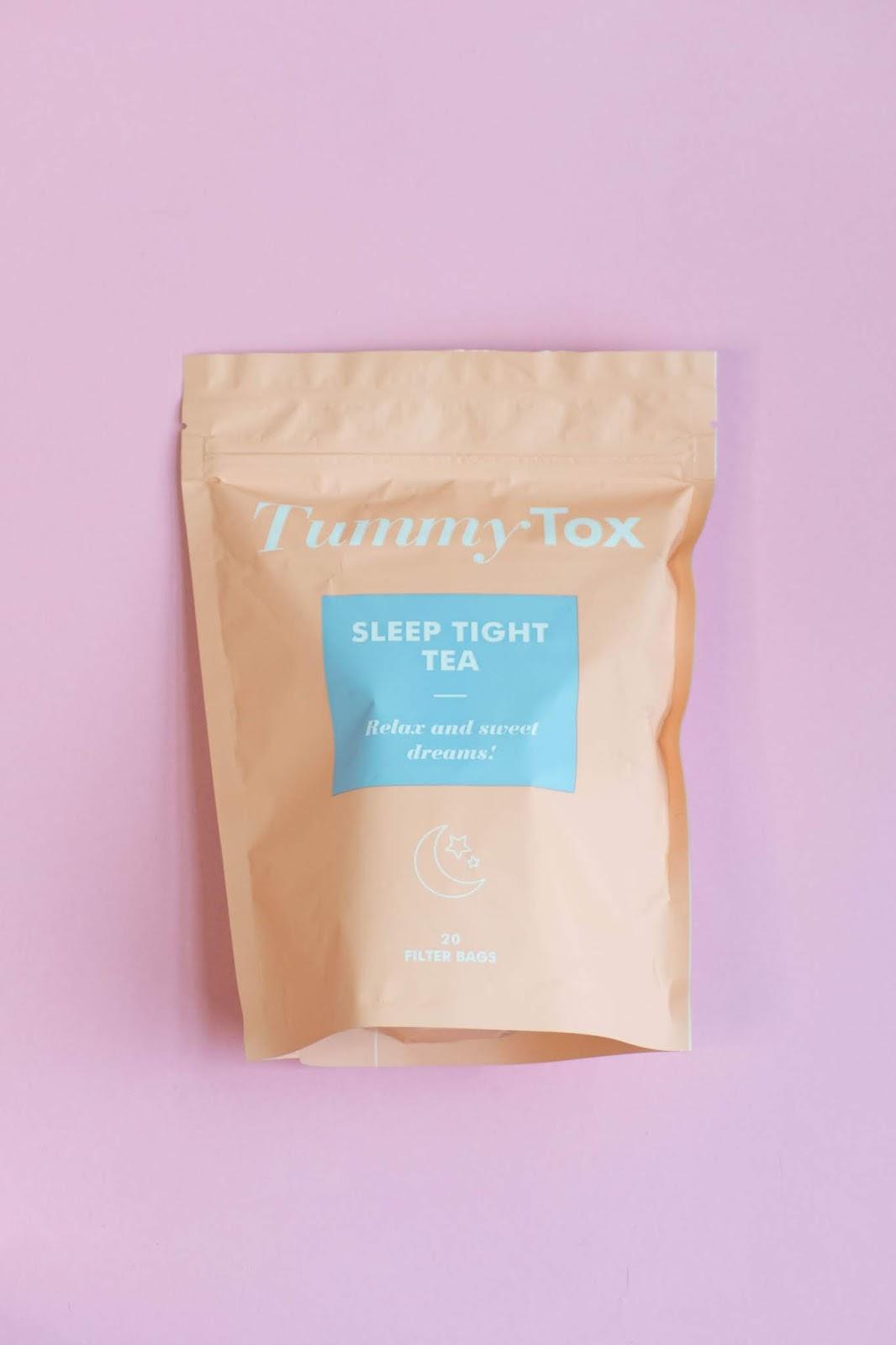 chá relaxante para dormir melhor