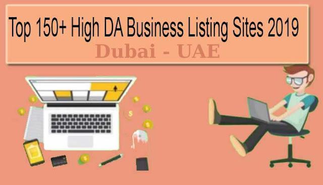 Dubai Business Listing Sites - UAE Business Listing Sites