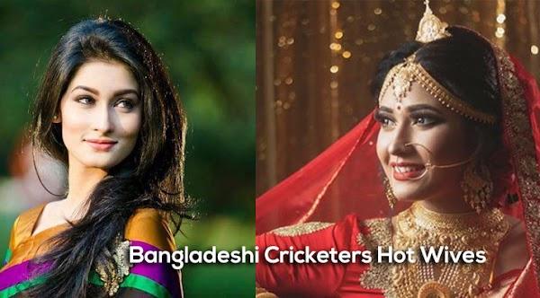 10 Most Beautiful Bangladeshi Cricketers Wives