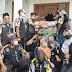 Anggota LSM GMBI Pati Terjun Bantu Korban Banjir