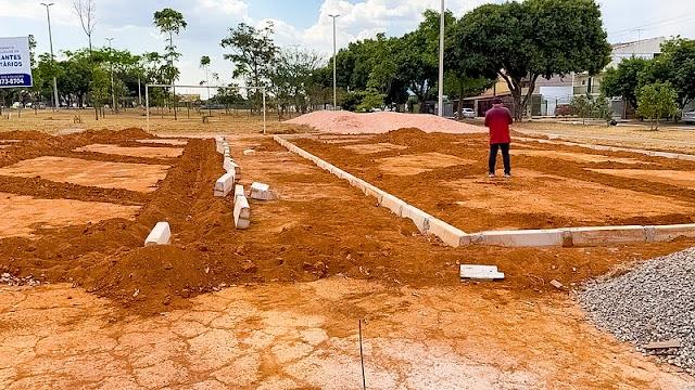 O Parque Recreativo de Taguatinga recebe manutenção! Confira