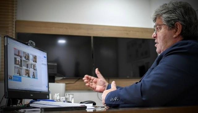 João Azevêdo lança programa para construção de áreas de triagem de resíduos sólidos