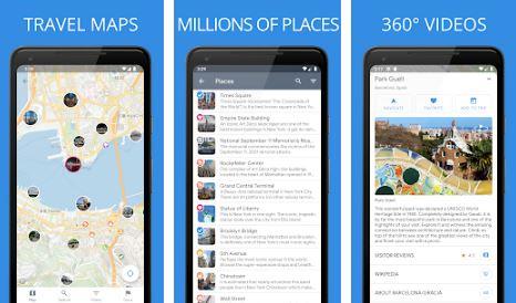 sygic travel maps offline & trip planner unlocked