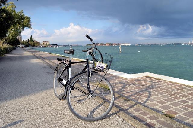 dal lido a pellestrina ciclovia isole di venezia