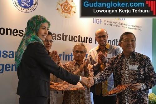 Lowongan Kerja BUMN Penjaminan Infrastruktur Indonesia\