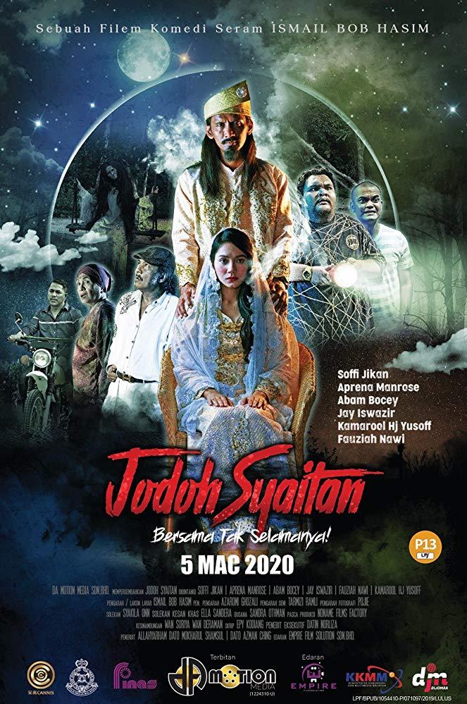 Review Filem Jodoh Syaitan