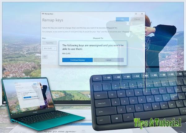 Cara Menonaktifkan Tombol Windows di Keyboard PC Anda ...