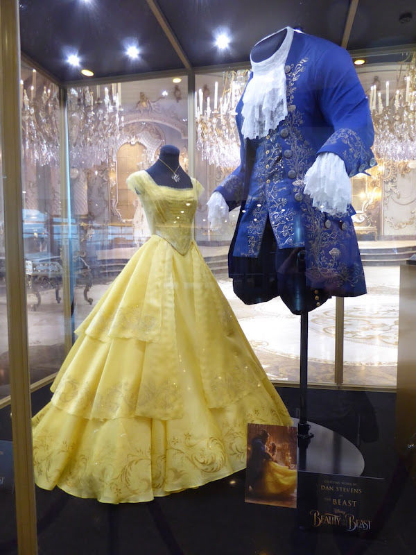 Beauty and Beast movie costumes