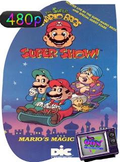 The Super Mario Bros Show (1989) (52/52) Temporada 1 [480p] Latino [GoogleDrive] SilvestreHD