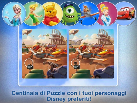 -GAME-Disney Puzzle Pack