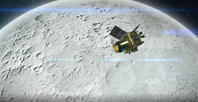 Chandrayaan 2: NASA ने दिखाई विक्रम लैंडर की तस्वीर, चांद की सतह पर मिला मलबा