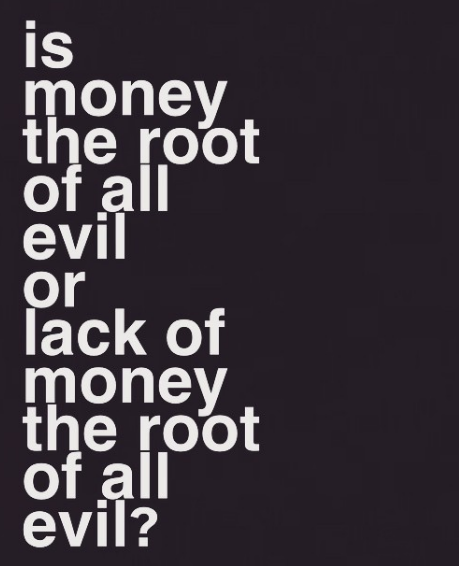 essay evil money root Money the root of all evil essay - sfsu mfa creative writing program i find myself writing essays, needing to take a break from writing in academic language to be able to get my true thoughts out.