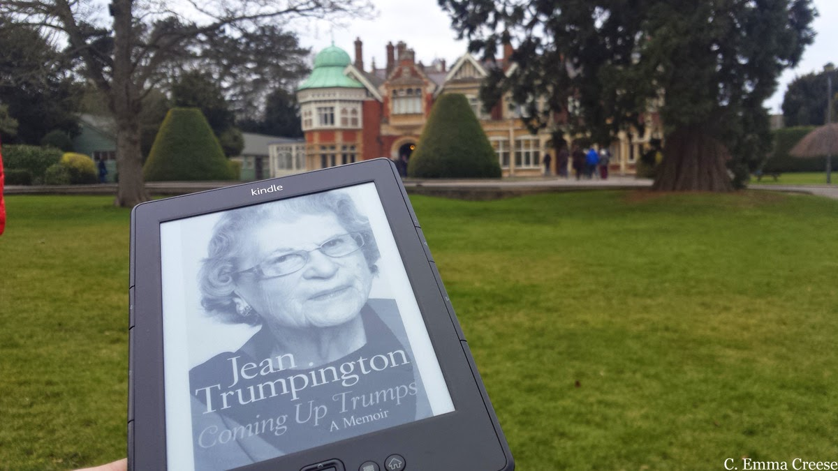 Jean Trumpington, Coming Up Trumps - A Memoir