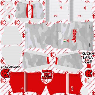 Juventus 2019/2020 Kit - DLS20 Kits