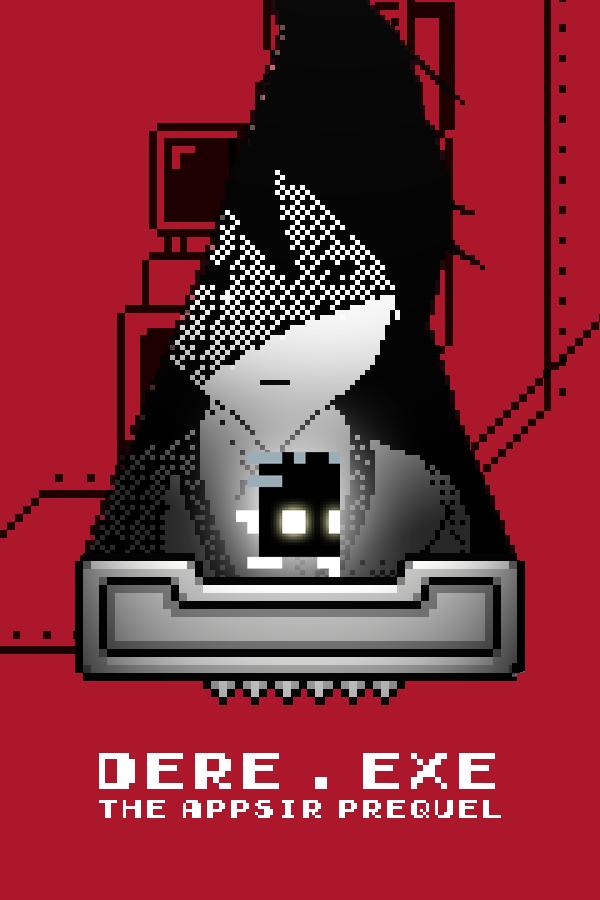 dere exe horror platformer game appsir